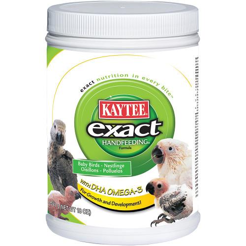 Kaytee Exact Hand Feeding Formula Parrot Food