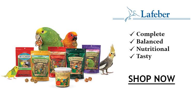 Lafeber Parrot & Parakeet Food