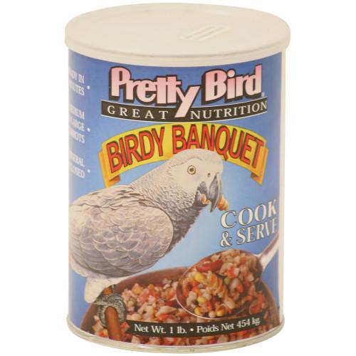Organic Bird Food For Parrots