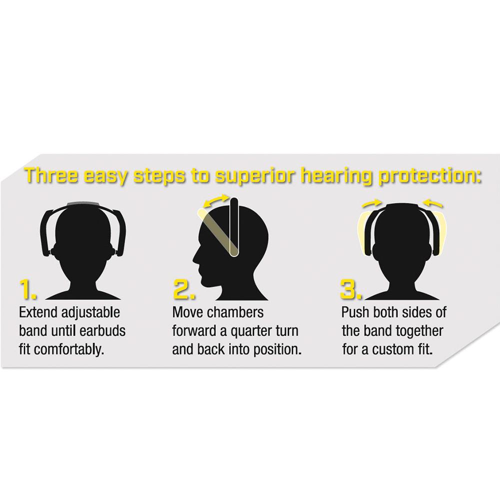 EarShield™ Hearing Protection
