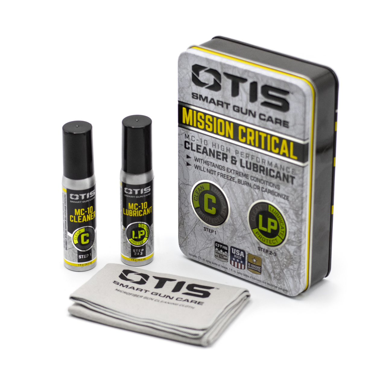 Mission Critical MC-10 High Performance Cleaner & Lubricant
