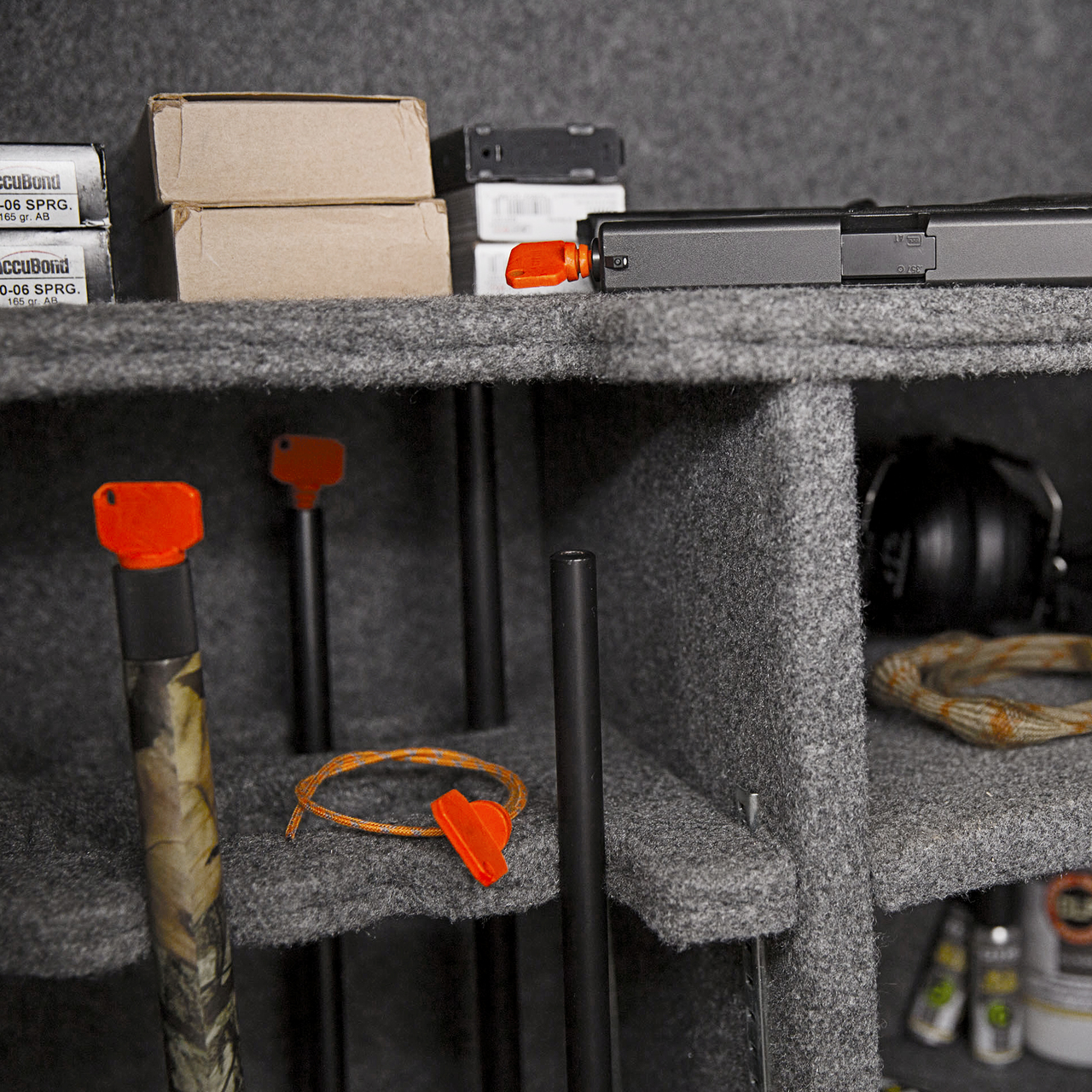 Metal Defense Bore Stick