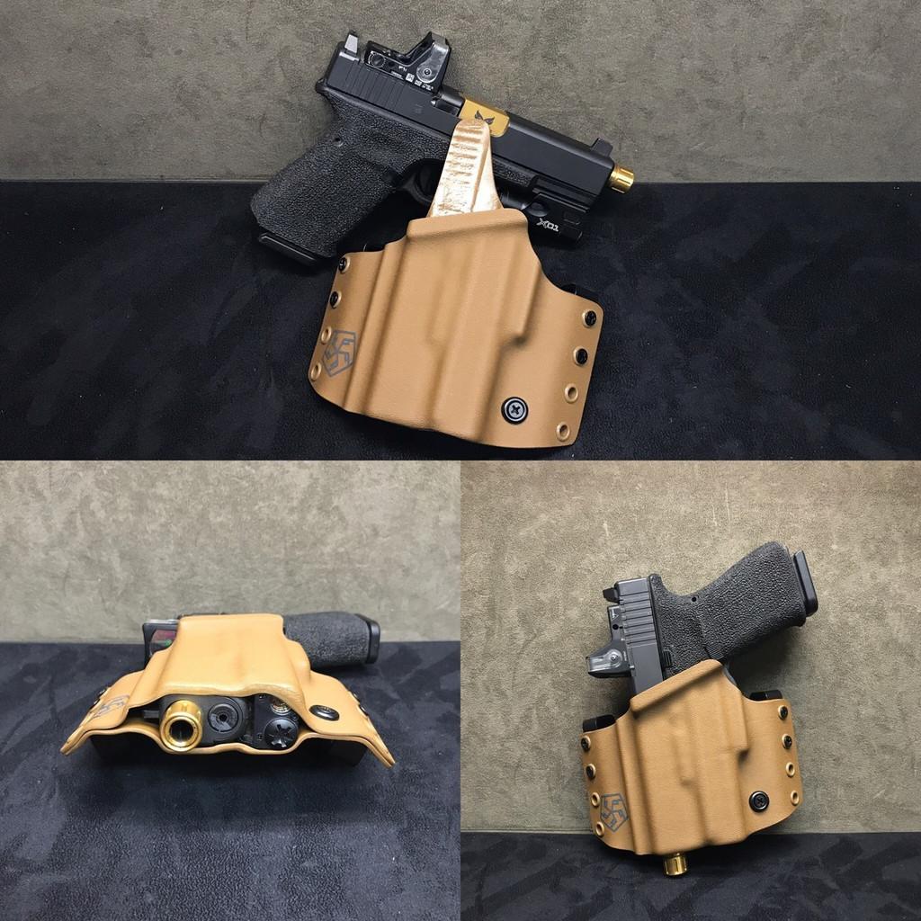 Semi-Custom OWB Holster