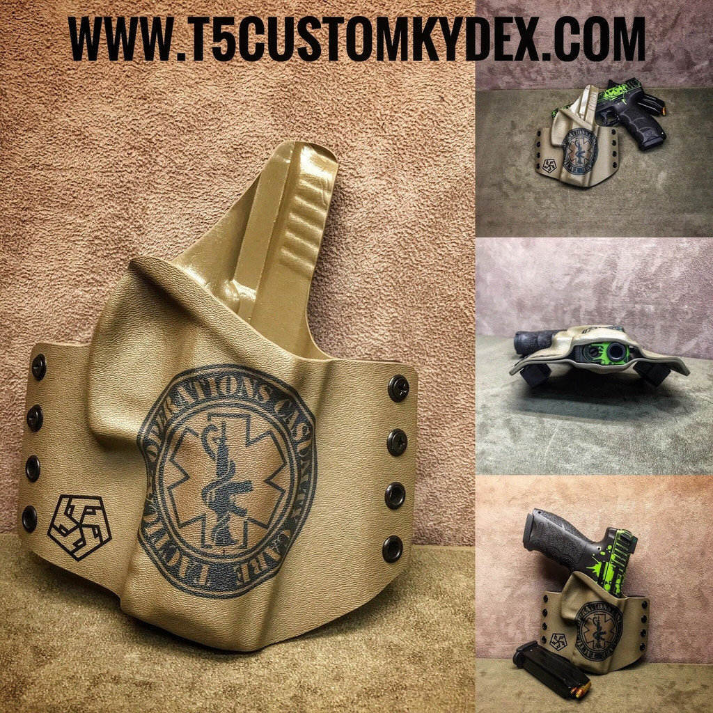 Full Custom OWB Holster