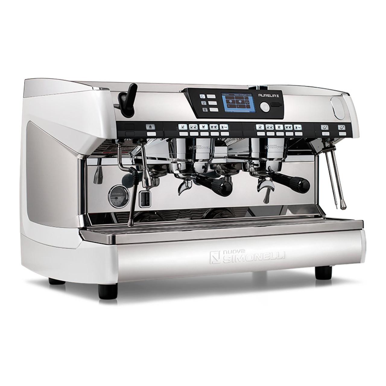 Nuova Simonelli Aurelia II DIGIT Volumetric Commercial Espresso Machine