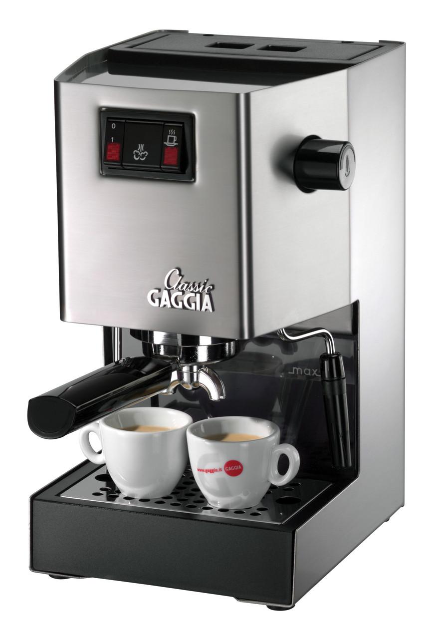 Gaggia Classic 14101 Coffee Espresso Machine Maker Espresso Outlet