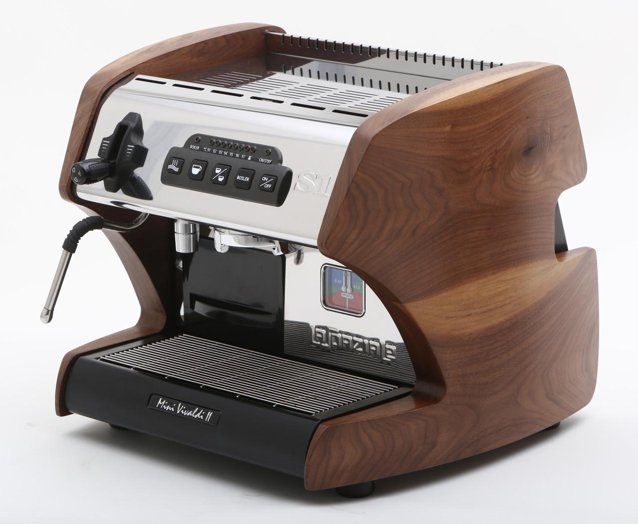la spaziale s1 mini vivaldi ii espresso machines. Black Bedroom Furniture Sets. Home Design Ideas