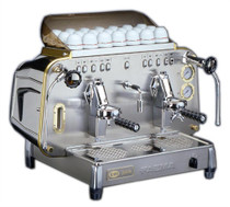 Faema E61 Jubile 2 Group Volumetric Commercial Espresso Machine