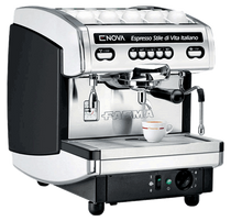 Faema Enova 1 Group Volumetric Commercial Espresso Machine