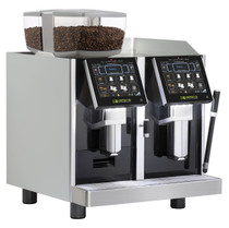 Fetco Eversys e'4 Super Automatic Commercial Espresso Machine