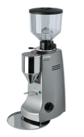 Mazzer Major Electronic Commercial Burr Grinder - Open Box, Silver