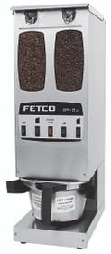 Fetco GR-2.2 Dual Hopper Coffee Grinder