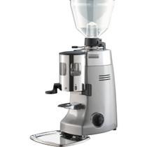 Mazzer Kony Commerical Espresso Grinder - Timer, silver