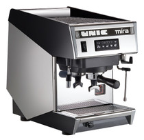 UNIC Mira 1 Group Volumetric Commercial Espresso Machine