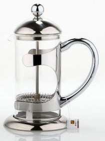 Caffe Arts™ 5 Cup / 21 Ounce Stainless Steel French Press