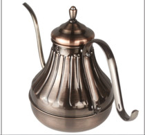 Caffe Arts™ Stainless Steel Pour Over Kettle – Copper Color