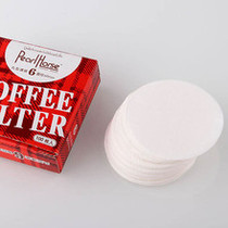 Caffe Arts™ Pearl Horse #6 Round Filters