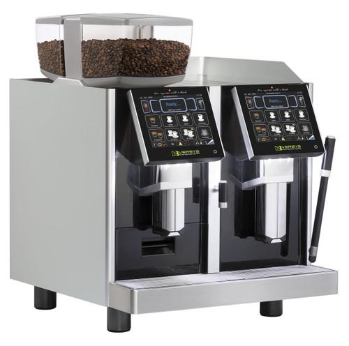 Fetco Eversys e'4 Super Automatic Commercial Espresso Machine