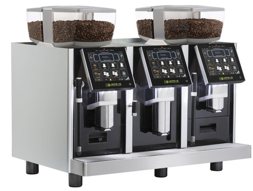 Fetco Eversys e'6 Super Automatic Commercial Espresso Machine