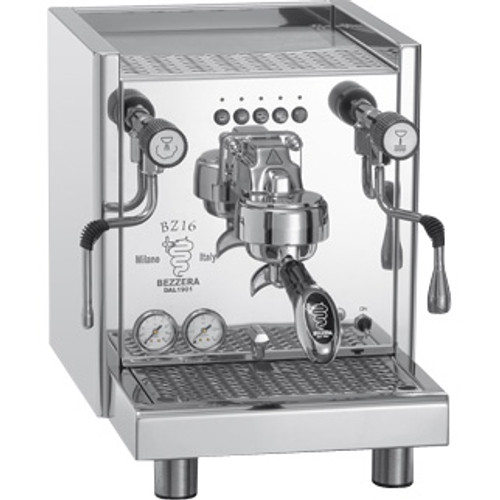 Bezzera BZ16 Commercial Espresso Machine – Fully-Automatic