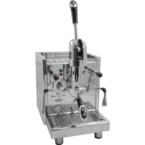 Bezzera Strega Espresso Machine - switchable tank / direct connect, vibration pump