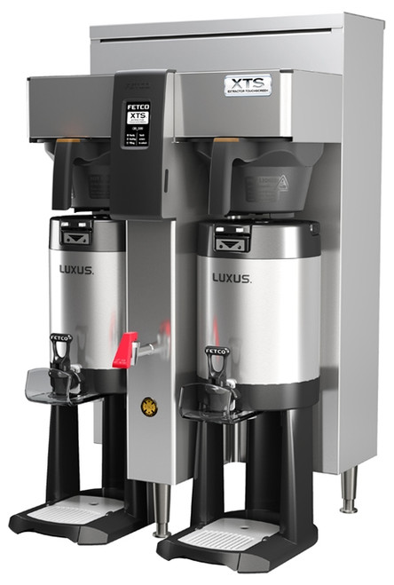 Fetco Touchscreen Double Coffee Brewer CBS-2142XTS-1G