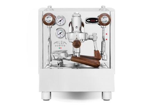 Izzo Alex Duetto 4 Espresso Machine - Wood Accents