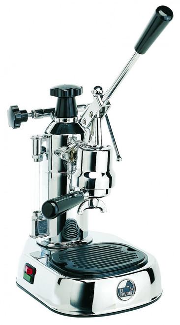 La Pavoni Europiccola Chrome EPC-8 Espresso Machine - Open Box