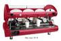 La Pavoni Bar-star Commercial Espresso Machine - 2,3 or 4 Group, Volumetric, Black or Red