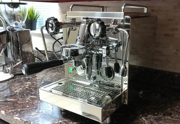 Review of the Rocket R58 v3 Espresso Machine
