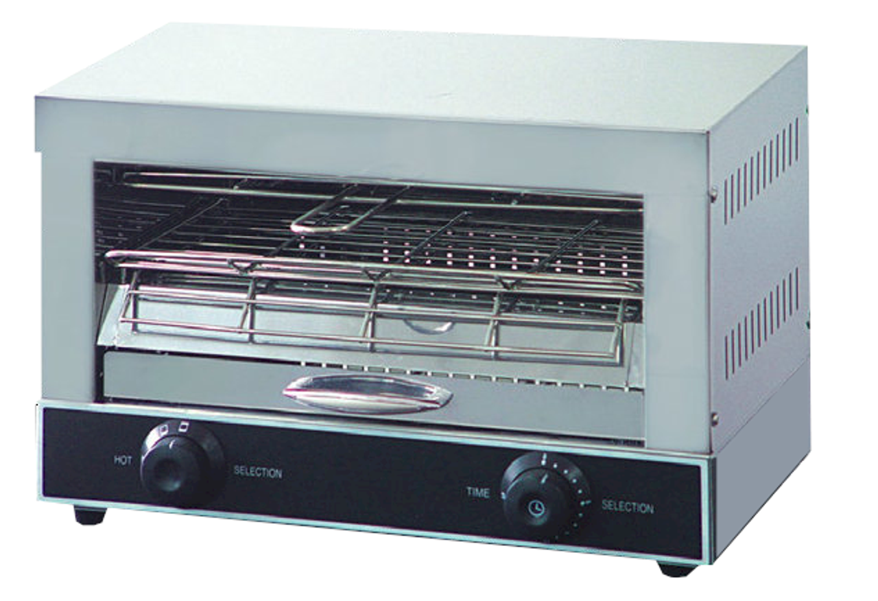 Deaken Commercial Fast Heating Toaster Salamander (10amp) - National ...