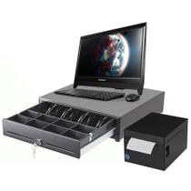 """Lenovo 19.5"""" Touchscreen Standard Pos Turnkey Systems"""