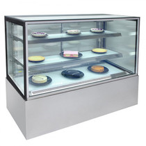 Bromic - Glass Cake Display - LED Lighting - 1500mm - FD1500