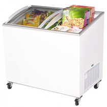 Bromic - Chest Freezer 264L AngleTop/Curved Glass - CF0300ATCG