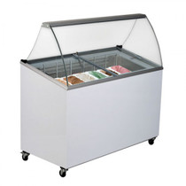 Bromic - Ice Cream Display 7 Tubs - GD0007S