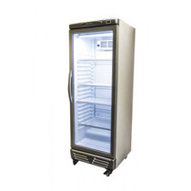 Bromic - Glass Door Commercial Fridge 290L - Low Energy LED Lighting - GM0300 LED ECO