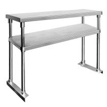 1500-WBO2 Double Tier Workbench Overshelf