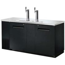 UDD-3 Wide Double Door Beer Dispensers