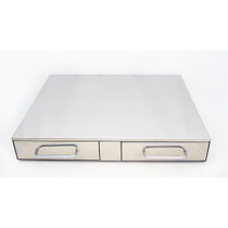 CC0480C2 Bezzera Double Drawer Knock Box
