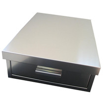 CA0370C1C Bezzera Single Drawer Knock Box