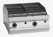 Fagor 700 Series Natural Gas 2 Grid Grill BG7-10
