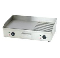 Stainless Steel Electric Griddle - TEG-822DKW
