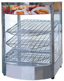 Deaken Compact Commercial Hot Food and Pie Warmer