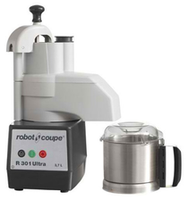 ROBOT COUPE R301-ULTRA Food Processor Cutter and Vegetable Slicer
