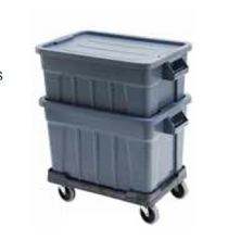 Trust Tote Box Dolly (BIN-119-4483)