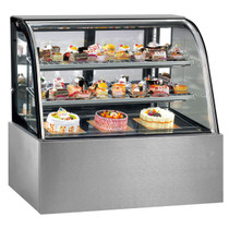 CG' CHILLED DISPLAY CABINET CG090FA-2XB