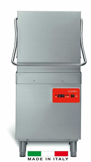 Modular Pass Through Dishwasher