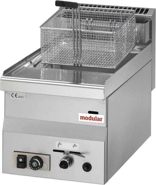 Modular 8 Litre Counter Top Gas Deep Fryer