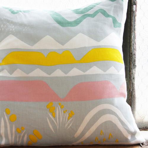 Landscape Pillow Cover