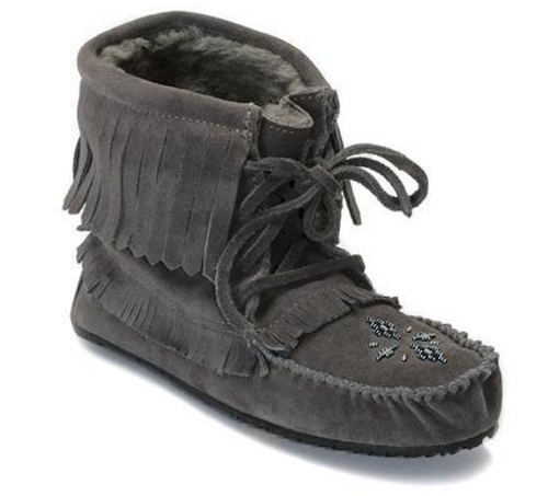 HARVESTER LINED MOC CHARCOAL (4028737)